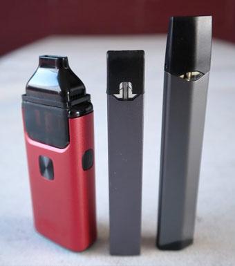E-Cigarette pod